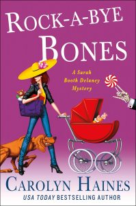 Buried Bones (Sarah Booth Delaney Mystery)